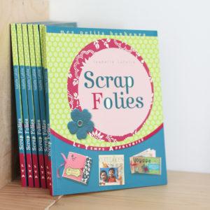 Livre Scrap Folies