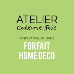 Forfait annuel ateliers home-déco scrap cartonnage couleurs-en-folie isabelle-lafolie marcq-en-baroeul loisirs créatifs