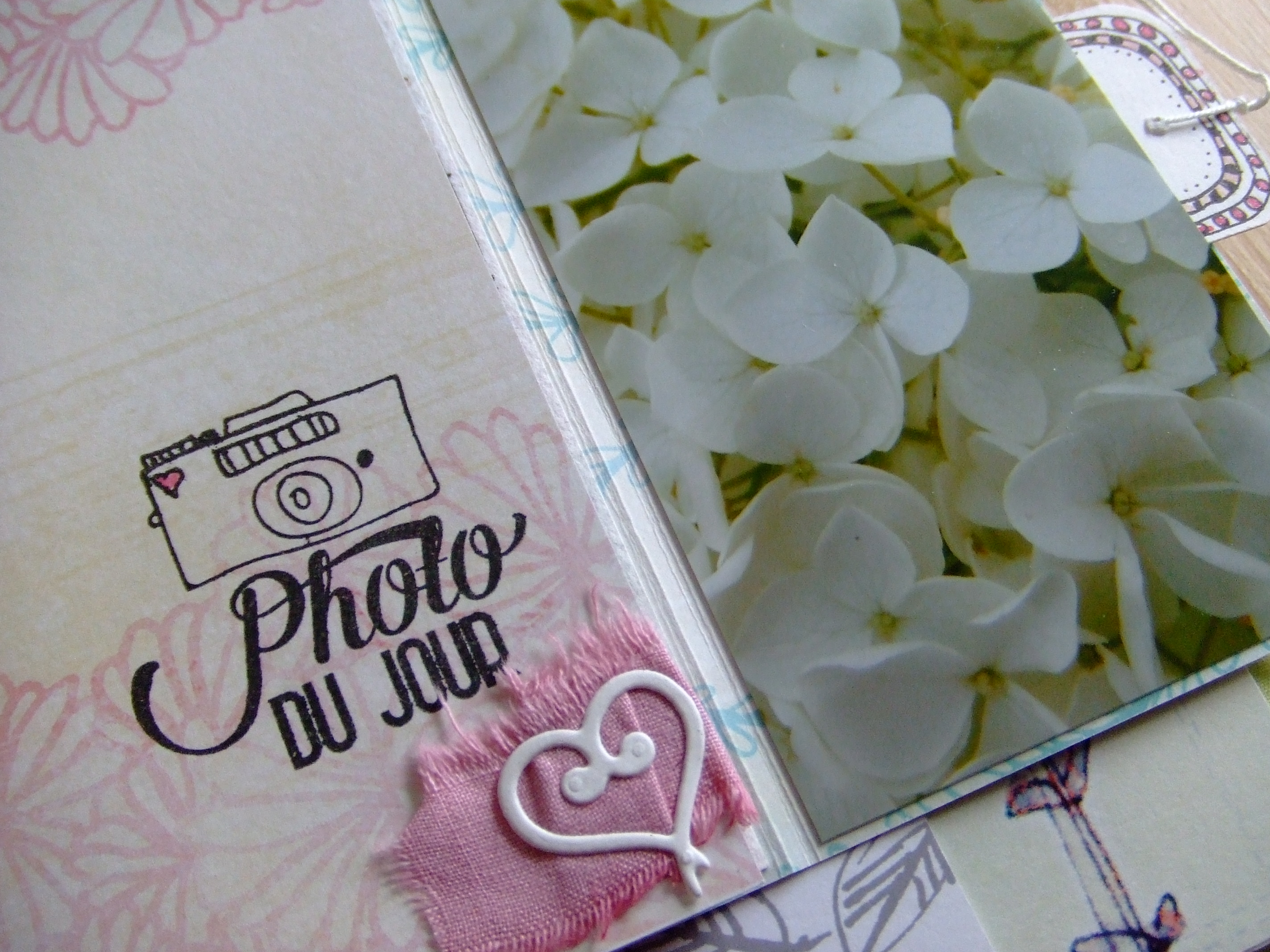 Vente en kit Ô Merveille mini-album scrap scrapbooking kits couleurs-en-folie tuto tutoriel scrap-plaisir encres tampons nature aquarelle isabelle-lafolie