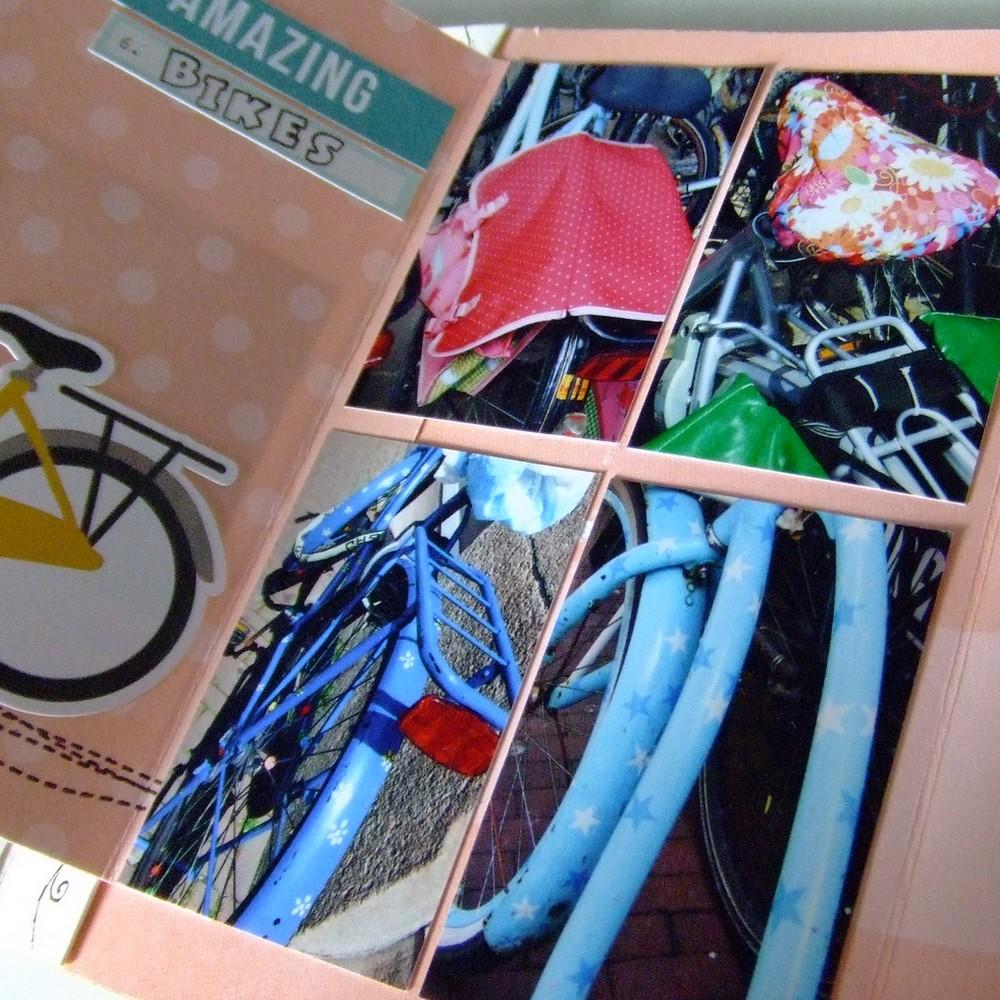 Kit Loving This 9 mini-album scrap scrapbooking couleurs-en-folie album déstructuré doodling kit