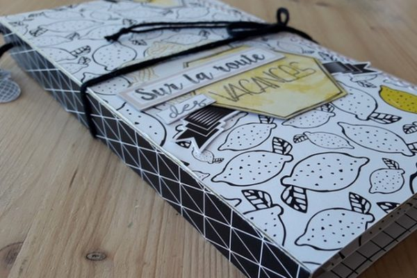 Atelier Scrap Plaisir en janvier 2017 les-ateliers-de-couleurs-en-folie Marcq-en-Baroeul Lille scrap scrapbooking mini-album kits kit Scrap Plaisir