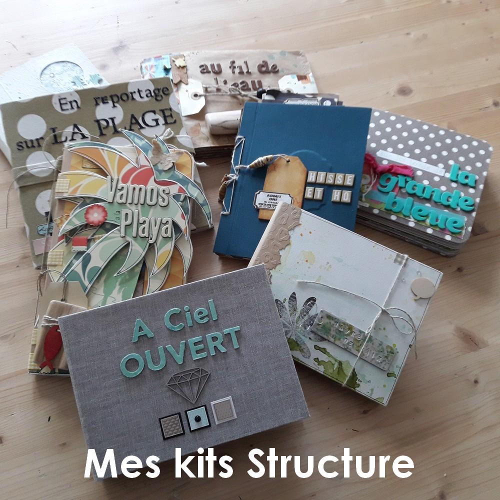 Salon Version Scrap Paris 2017 VS fête ses 10 ans les-kits-de-couleurs-en-folie Couleurs-en-Folie kits mini-albums scrap scrapbooking du 20 au 22 avril 2017 parc floral de Vincennes