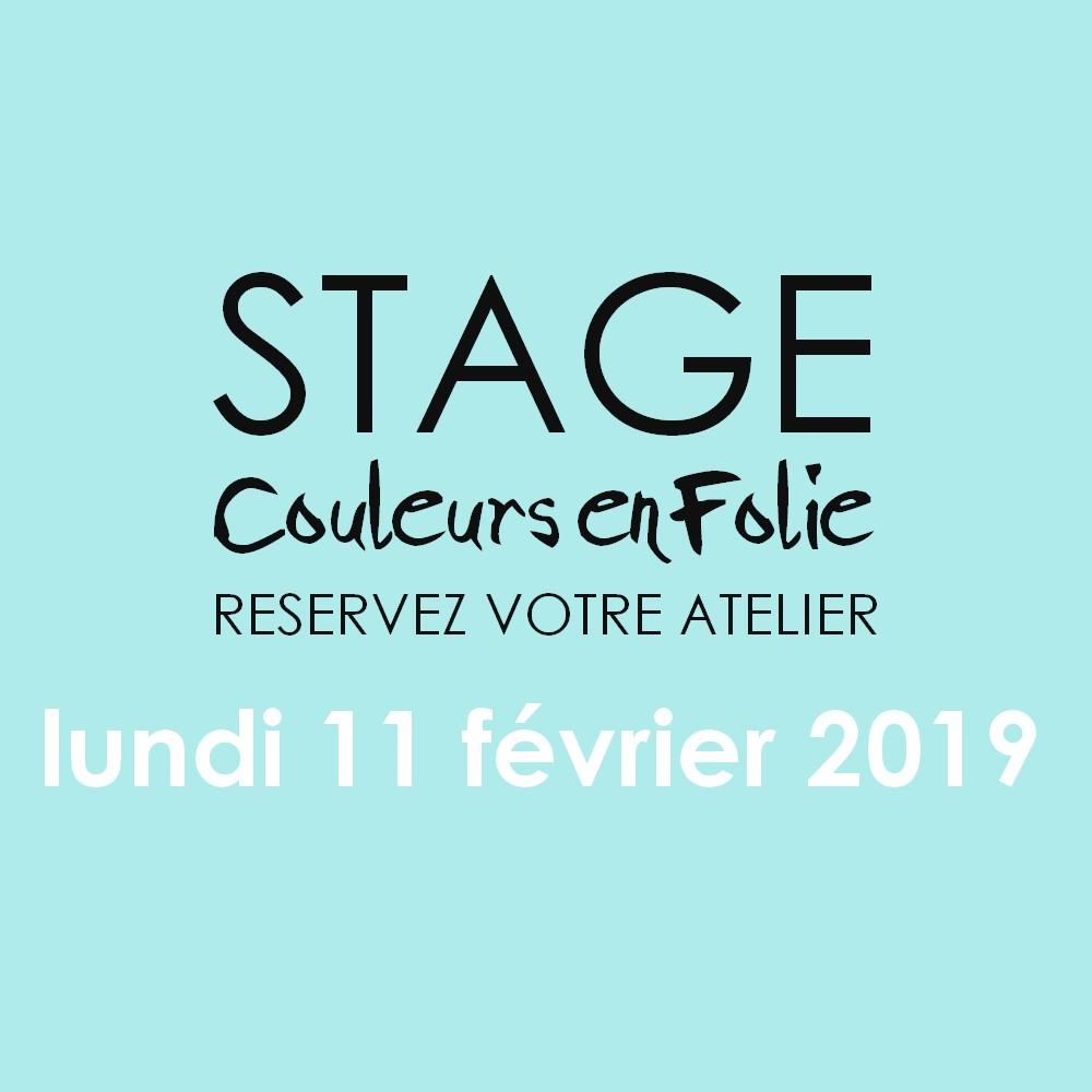 Stage vacances le 11 février 2019 atelier scrap scrapbooking home-deco couleurs-en-folie isabelle-lafolie lille marcq-en-baroeul stage vacances 2019 diy